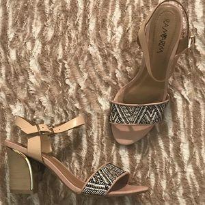 Ramarim Brazilian Heeled Sandals